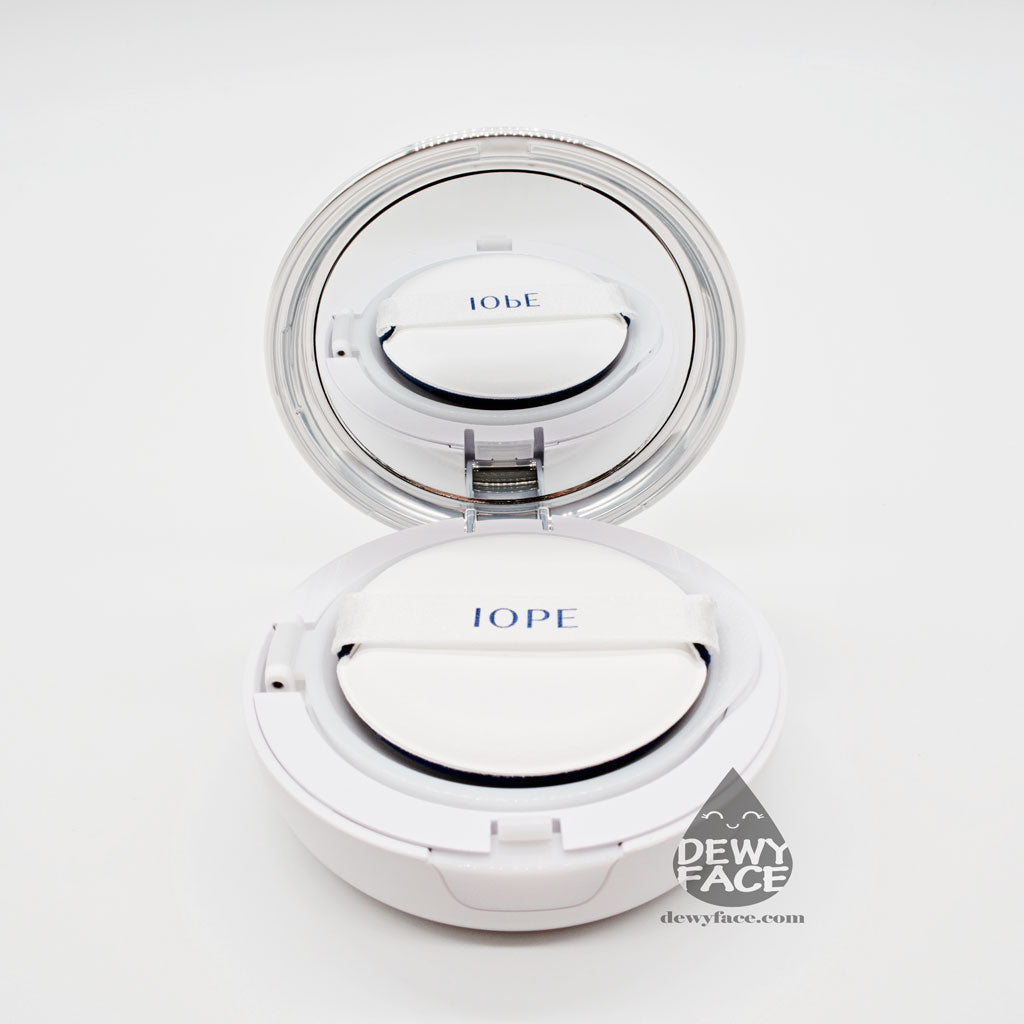 IOPE Natural/Cover/Intense Cover Air Cushion Foundation with Special Nanan Case