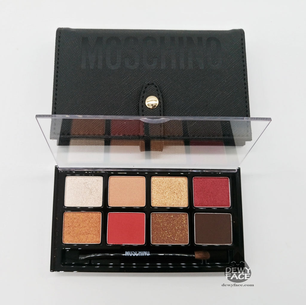 MOSCHINOxTONYMOLY Soft Glam Eye Palette