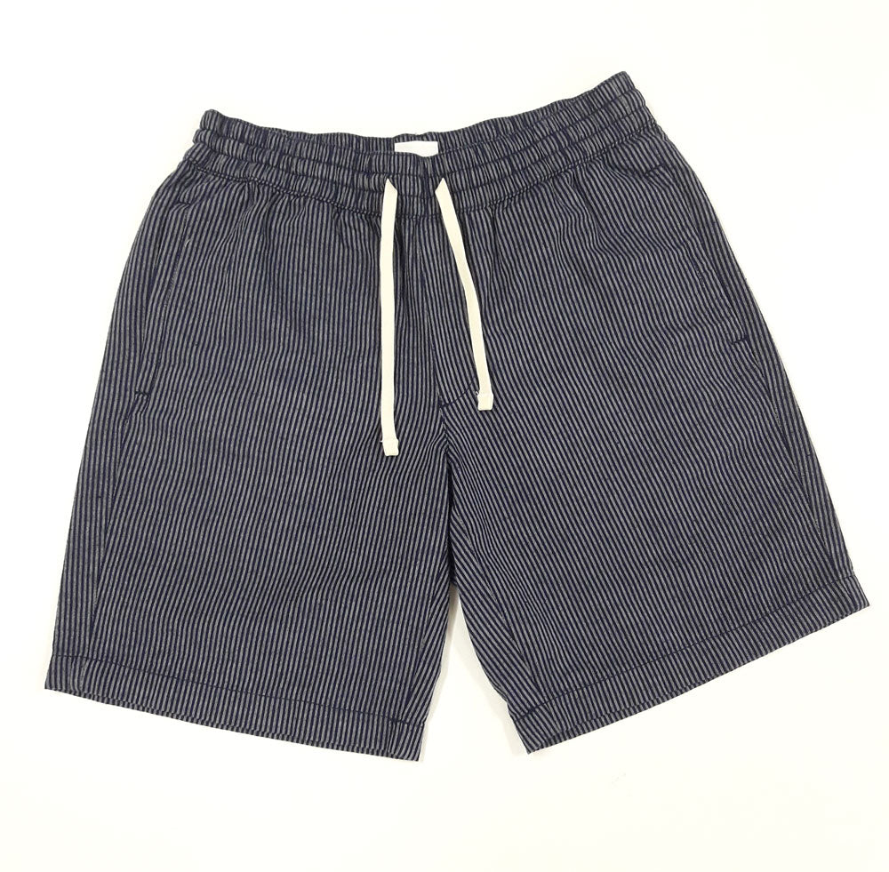 TOPTEN MEN'S Cotton&Linen Casual Shorts
