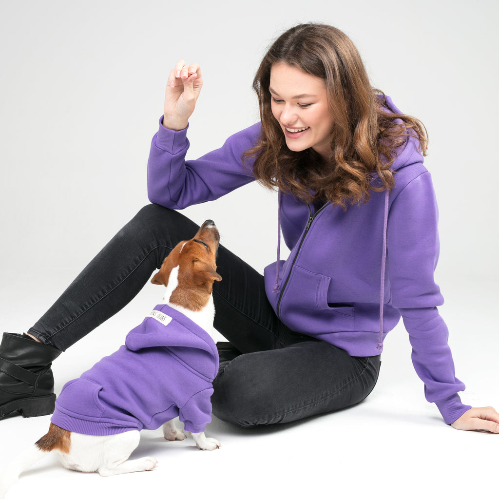 The Ultra Violet Hoodie for Women