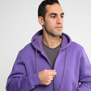 The Ultra Violet Hoodie for Men
