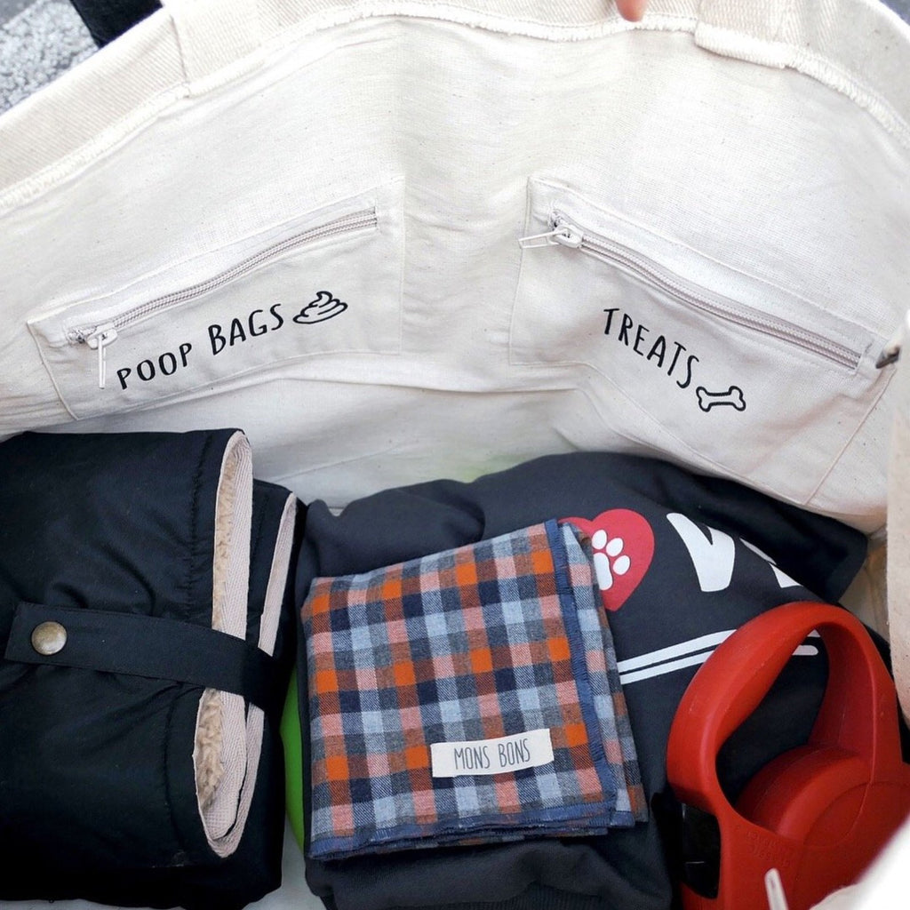 The Travel Bag - MONS BONS