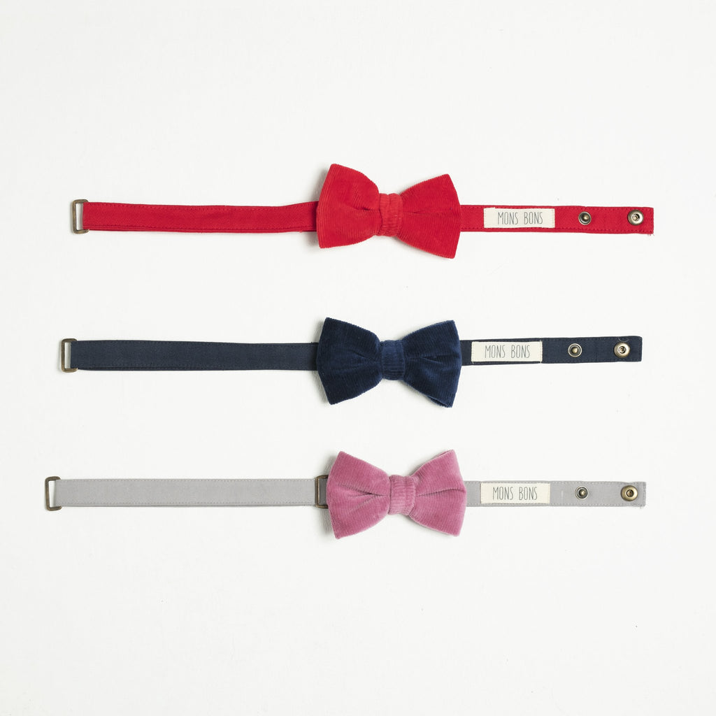 The Velvet Bow Tie