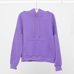 The Ultra Violet Oversized Hoodie - MONS BONS