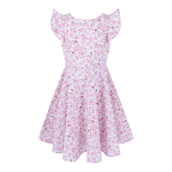 Megan Dress - Cherry Blossom