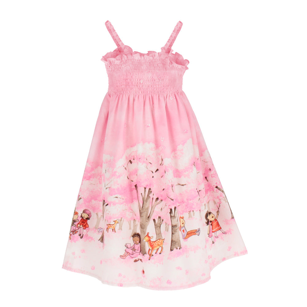 Dolci Dress Cherry Blossom