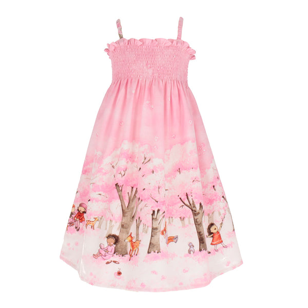 Dolci Dress - Cherry Blossom