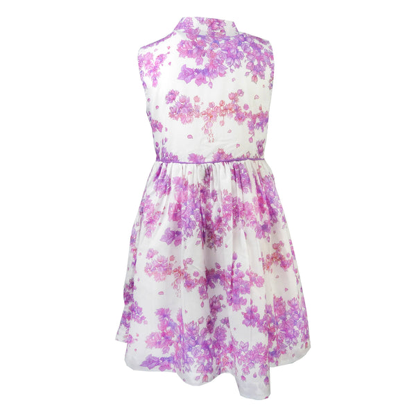 Ava Dress Bougainvillea