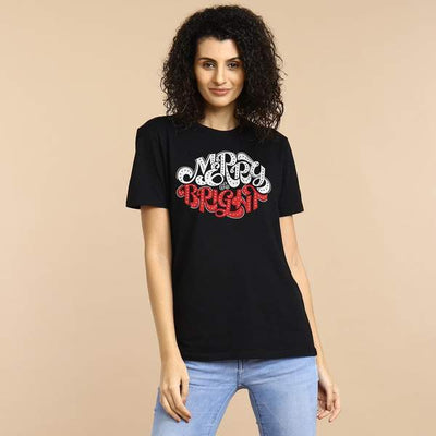 Bright And Merry Tees For Women