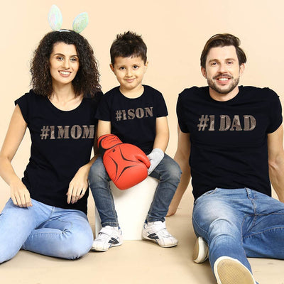 Dad/Mom/Son Family Tees