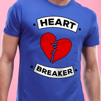 I'm A Heart Breaker, ,Matching Couple Tees