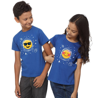 Emoji Love, Matching Tees For Siblings