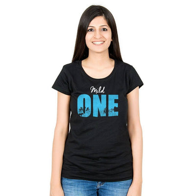 Wild one Mild one Bodysuit and Tees