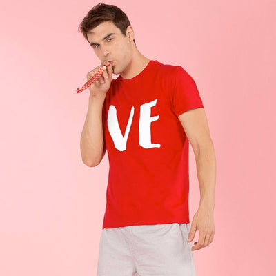 Love Combo, Matching Couple Tees