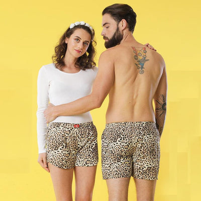 Welcome To The Wild Side, Matching Couple Boxers