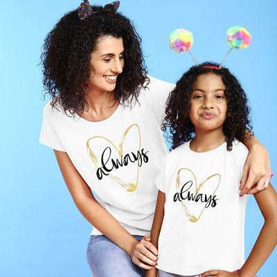 Always Mom & Daughter Tees