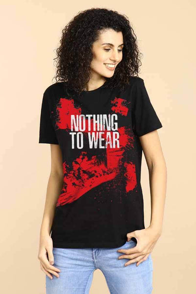 Nothing To wear  Family Tees