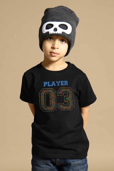 Player 01/02/03 Family Tees