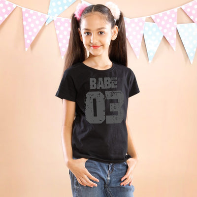 Babe 01 Babe 02 Babe 03 Mom And Daughters Tees