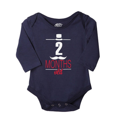 2 Months Old, Bodysuit For Baby