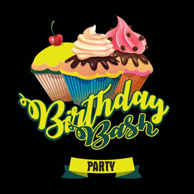 Birthday Bash Party Family Tees
