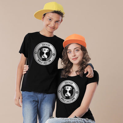Certified #1 Mom & Son Tees