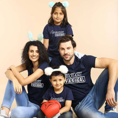 Chennai People, Matching Tees For Family