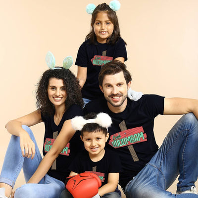 Cool Family, Matching Tees For Family