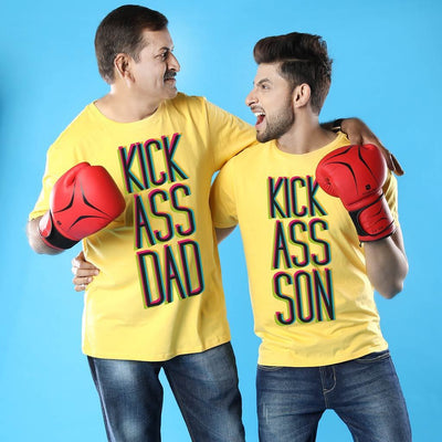 Do Something Dad And Son Matching Adult Tees