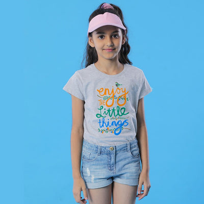 Enjoy The Little Things Tees