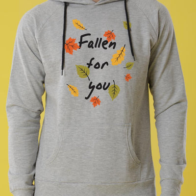 Fallen For You, Matching Hoodies Set For Couples