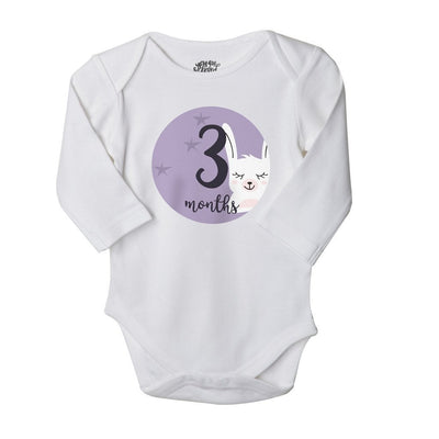 Three, Bodysuit For Baby