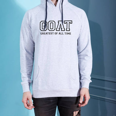 GOAT, Matching Hoodie For Men And Crop Hoodie For Women