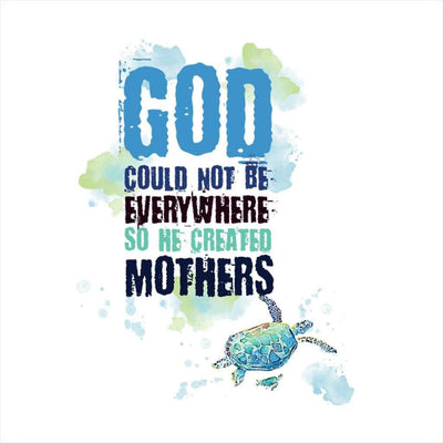 God Couldn T Be Everywhere Mom Daughter Tees