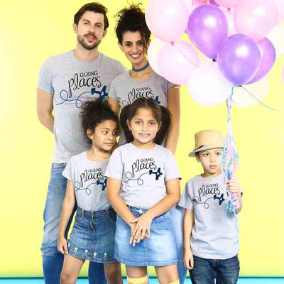 Going Places Family Tees