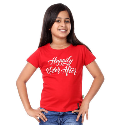 Happily Ever After Family Tees