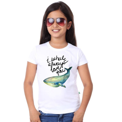 I Whale Always Love You Dad & Daughter Tees