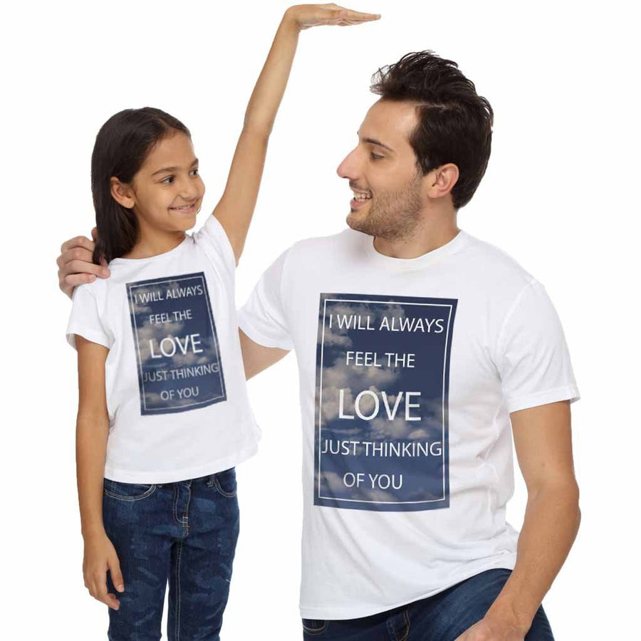 Dad & Daughter Tees - Bonorganik Apparels, Inc