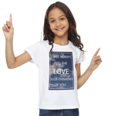 I Will Always Feel The Love Dad & Daughter Tees