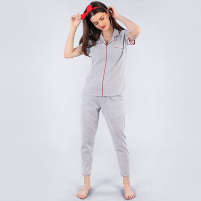 Siesta Time Matching Sleep Wear For Mom And Daughter