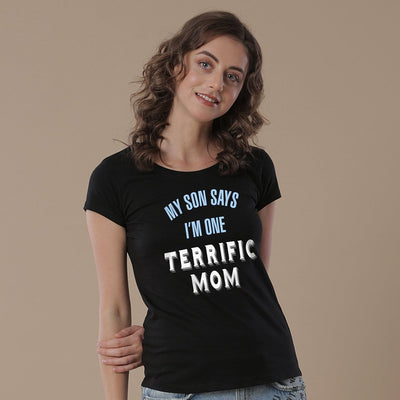 I'm One Terrific Mom & Son Tees
