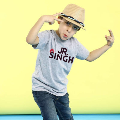 Sr/Jr Singh,  Matching Tees For Dad And Son