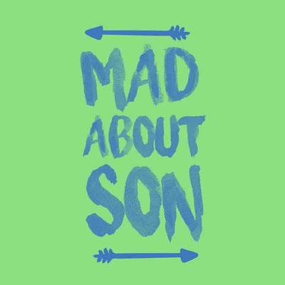 Mad about Mom/Mad about Son Bodysuit and Tees