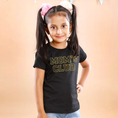 Mom's Club, Mom And Daughters Tees