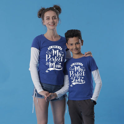 My Perfect Man My Perfect Lady Tees