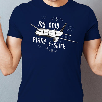 My Only Plane T shirt, Matching Friends Tees