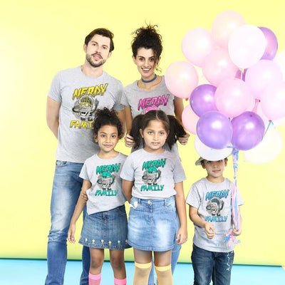 Nerdy Family Tees