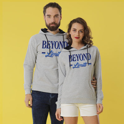 No Limits, Matching Hoodies For Couples