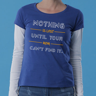 Nothing Is Lost Mom & Son Tees