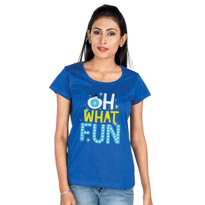 Oh What Fun Family Tees